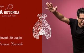 Enrico Farnedi - La Rotonda