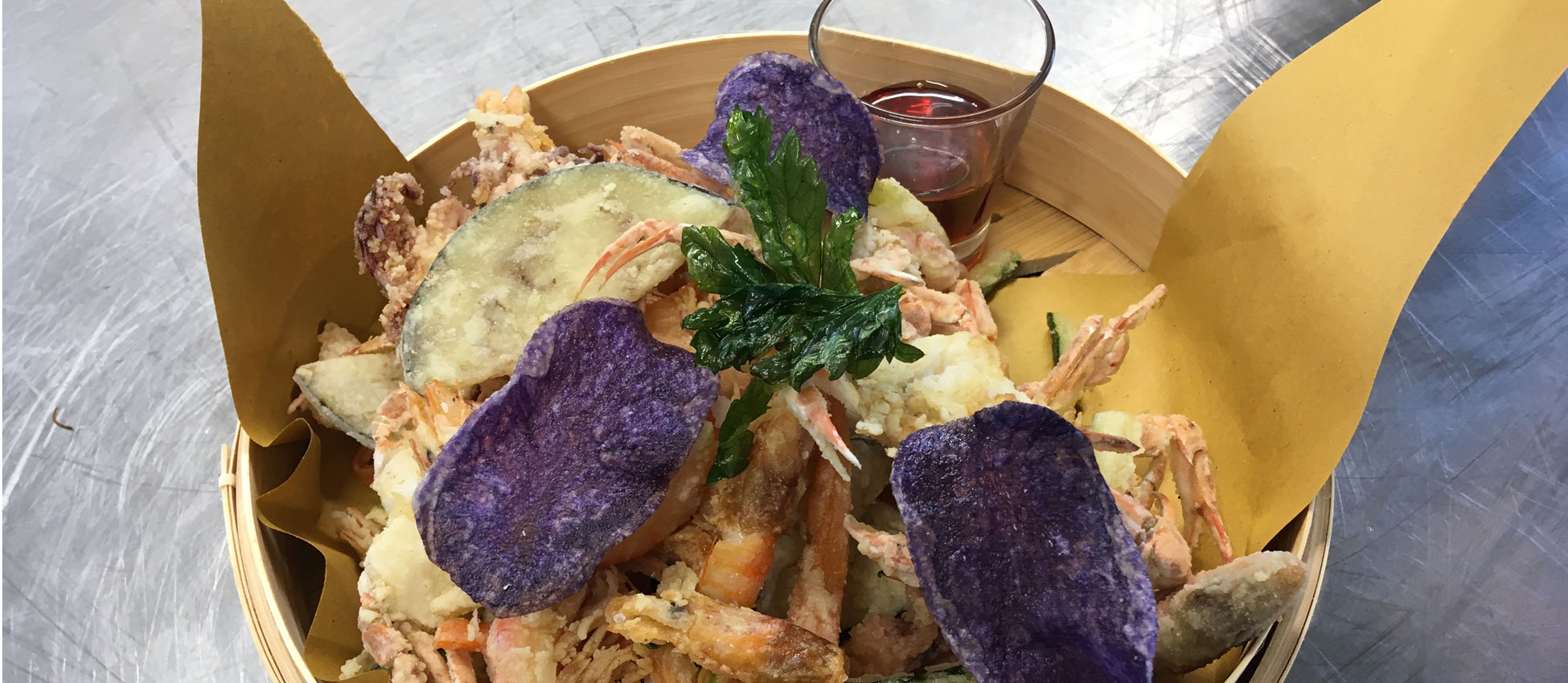 La Rotonda - misto pesce e verdure
