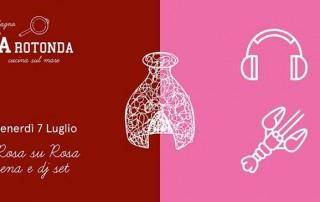 Notte Rosa a La Rotonda